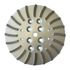 10 Concrete Grinding Head Wheel For Edco Blastrac Mk Husqvana Floor Grinders