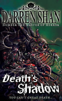 Death's Shadow by Shan, Darren, Good Book (Paperback) FREE & Fast Delivery!