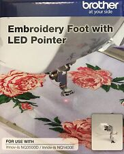 Brother Embroidery Foot with LED Pointer Innovis NQ3500D NQ1400E