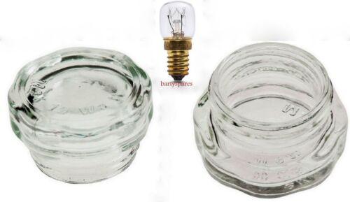 cuisinière verre couvrir avec lampe c00227297 15 W HOTPOINT CREDA Cannon LAMPE pour four