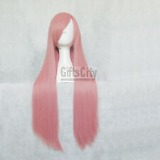 Vocaloid Megurine Luka Pink Party Wig Cosplay Wigs Hot Sale New Hairpiece