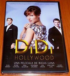 DIDI-HOLLYWOOD-Bigas-Luna-English-Espanol-DVD-R2-Precintada