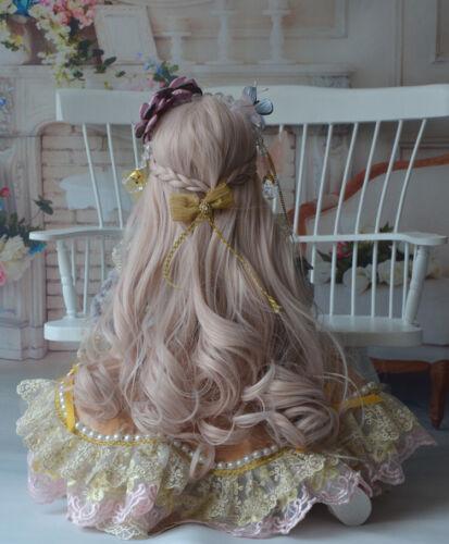 1//3 60cm BJD Doll Handpainted Girl Doll Full Set Outfit Lovely Girl Doll Gifts