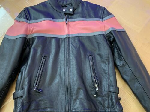 Women's used leather motorcycle jackets