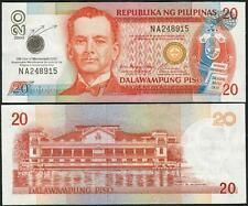 Philippines 20 Pesos 2004(2005) UNC - Commemorative