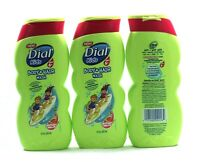 3 Dial Kids Body Hair Wash Watery Melon For Kids Perfect Skin Ages 6 Plus 12 oz