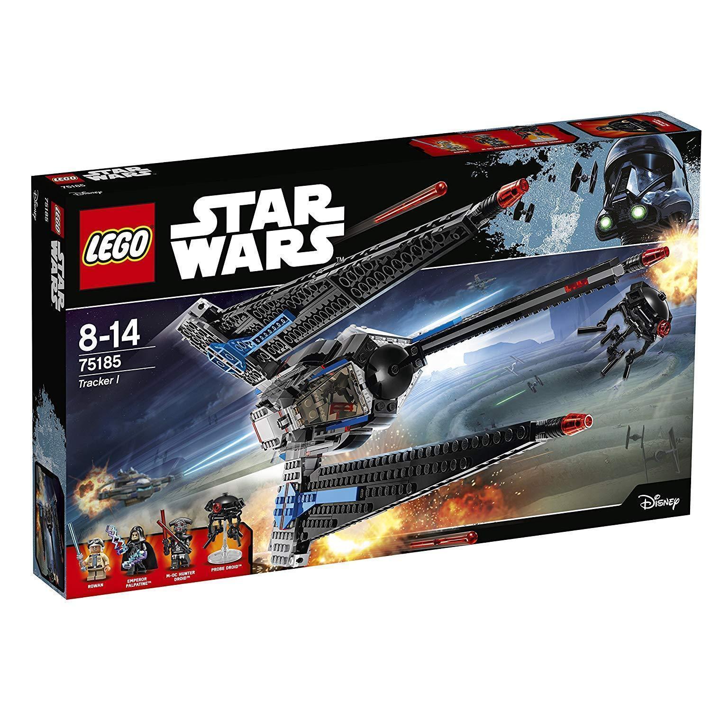 Lego ® Star Wars ™ 75185 tracker I nuevo New OVP misb
