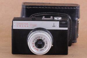 Kamera-SMENA-8m-Lomo-35mm-sowjetischen-Lomography-Vintage-Russisch-UDSSR