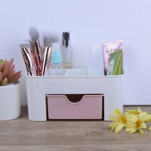 1X-Women-Makeup-Case-Storage-Organizer-Cosmetic-Holder-Container-Box-With-Drawer