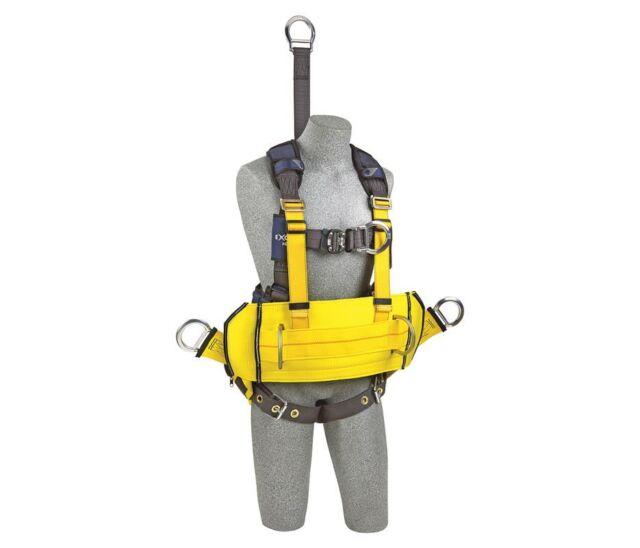 s l640 3m dbi sala exofit nex oil gas harness 18in large grey 1113292 ebay