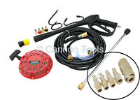 Complete Spare Parts Kit For Pressure Jet Washer Petrol Washer Ct1855 Set Ct2256