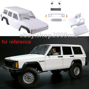 1-10-Scale-ABS-Hard-Plastic-Body-Shell-313mm-For-RC-Cherokee-XJ-SCX10-RC-4WD-Car