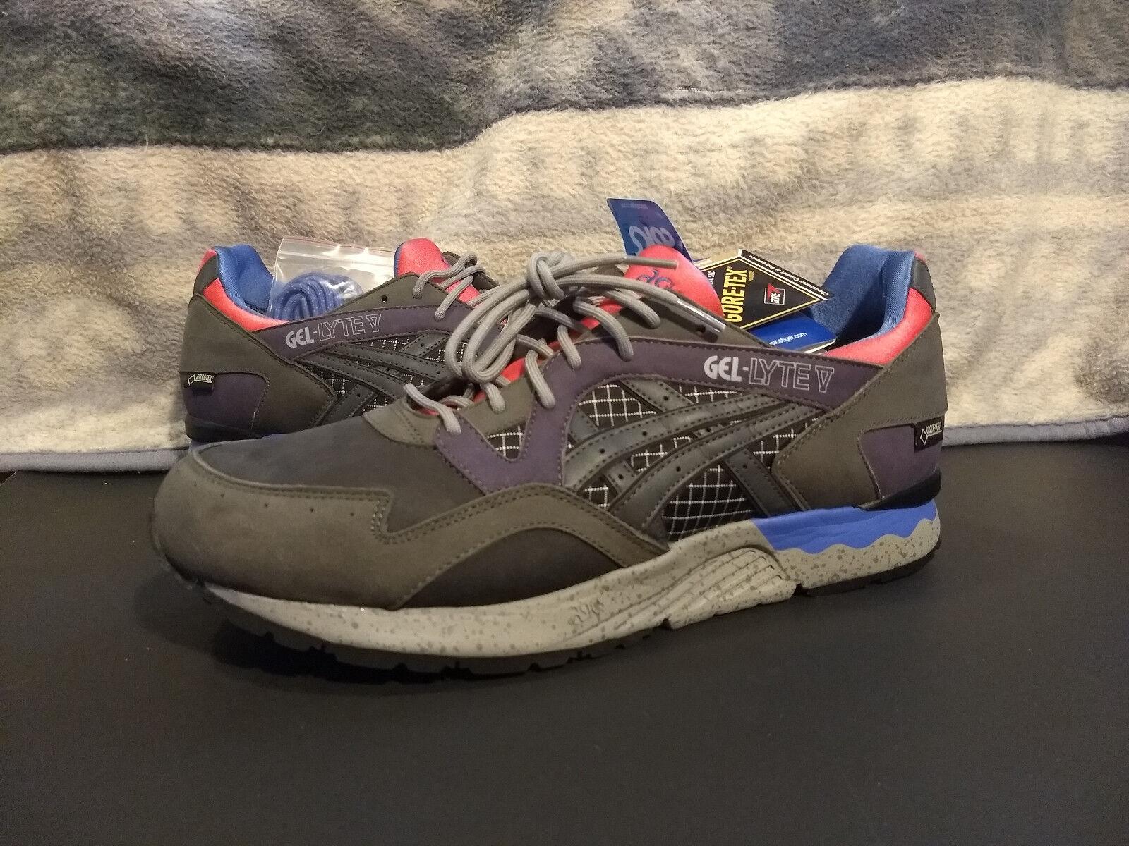 Packer scarpe x asic gel-lyte v 5 12,5 gore - tex misura 12,5 5 Uomo 77fb14