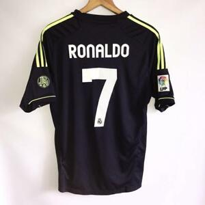 0472a99f9 REAL MADRID AWAY 2012 13 FOOTBALL SHIRT JERSEY CAMISETA ADIDAS  7 ...