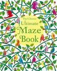 Ultimate Maze Book by Kirsteen Robson, Phillip Clarke (Paperback, 2015)