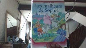 Les-malheurs-de-sophie-de-Comtesse-de-Segur-Livre-etat-bon