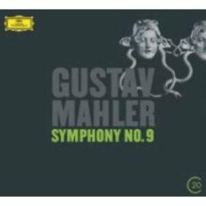 Berliner-Philharmoniker-Claudio-Abbado-Mahler-Symphony-No-9-Nuevo-CD