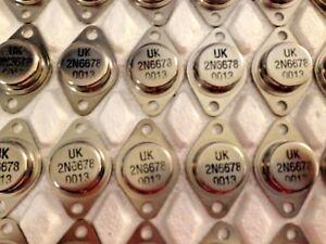 1-Piece-2N6678-NPN-HI-Voltage-Power-Transistors-TO-3