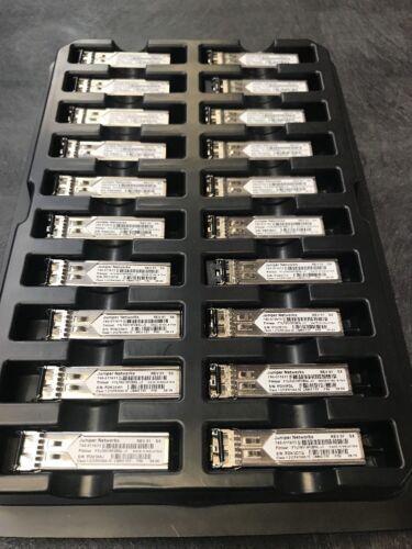 Lot of 10 Juniper EX-SFP-1GE-SX SFP-1GE-SX 550M 850NM