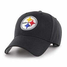 uk availability 1d093 edb6f item 3 Pittsburgh Steelers NFL Hat Adult Men s Adjustable Cap One Size Fits  All Gift -Pittsburgh Steelers NFL Hat Adult Men s Adjustable Cap One Size  Fits ...