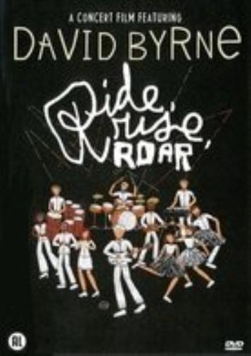 BYRNE, DAVID-Ride Rise Roar [Region 2] - Dutch Import (US IMPORT) DVD NEW