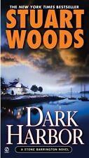 A Stone Barrington Novel: Dark Harbor 12 by Stuart Woods (2006, Hardcover)