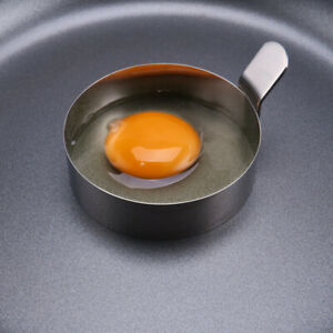 Non Stick Egg Fryer Round Ring Kitchen Cookers Tool Moulds