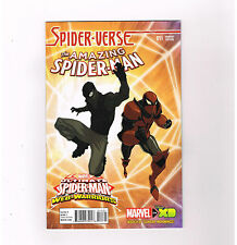 AMAZING SPIDER-MAN (v3) #11 Limited to 1 for 10 variant by Jeff Wamester! NM