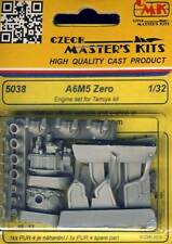 CMK A6M5 Zero engine set Motor 1:32 für Tamiya Modell-Bausatz und andere kit NEU