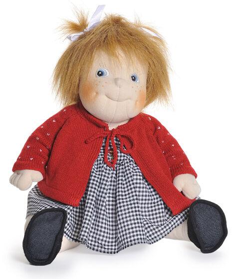 Anna (Kindy) von RubensBarn 50cm Rubens Barn Original Stoffpuppe Puppe 20011-314