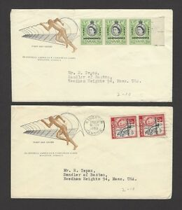 Jamaica-First-Day-Cover-FDC-collection-1962-9-31