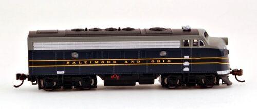 Bachmann N Scale Train F7 A Diesel Locomotive DCC Equipped B&O 63751