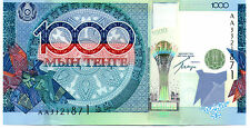 Kazakhstan 2010 Commemorative Hybrid Banknote unc