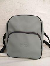 b138647f7f Authentique sac à dos LACOSTE bag à sasir