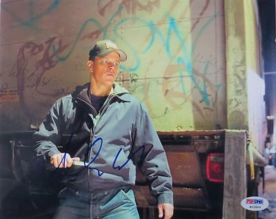 Bright Matt Damon Signed Departed Authentic Autographed 8x10 Photo psa/dna #h03854 Evident Effect