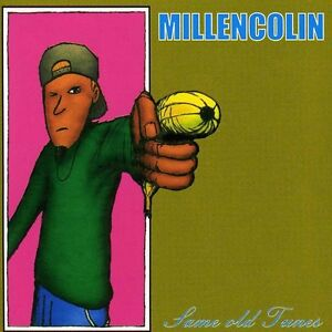 Millencolin-Same-Old-Tunes-New-CD-Germany-Import