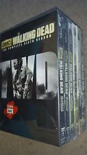 The Walking Dead Complete Season One-Six 1-6 DVD Bundle FREE SHIPPING