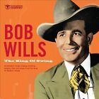 The King of Swing by Bob Wills (CD, Jun-2011, E1 Entertainment)