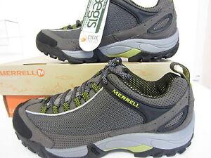 J16229 vai Castle Rock Uk Boys 6 amazon 8 Hiking Trainer scout Merrell 5 1OC56xwqR