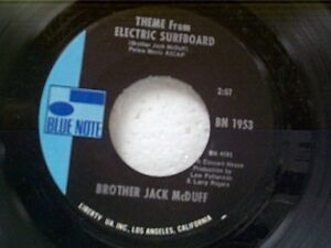 Brother Jack McDuff Jack McDuff Magnetic Feel