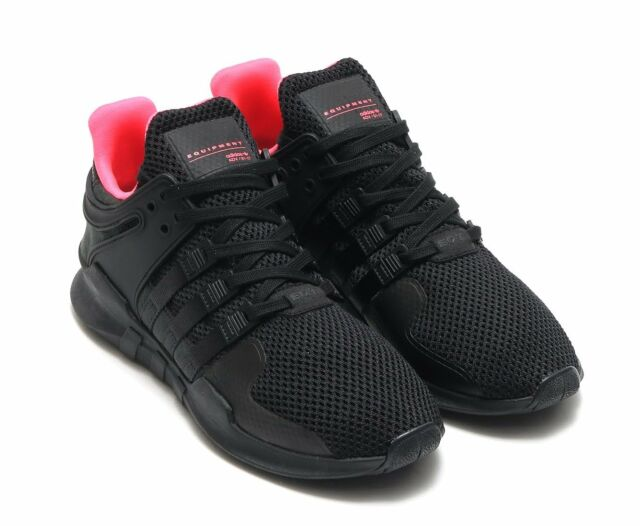 half off 2831e 5bde5 adidas EQT Support Advance Men Round Toe Synthetic Black SNEAKERS