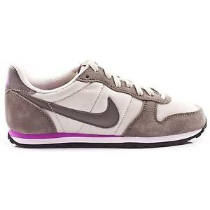 Genicco Women's Casual Sneakers Nike - light brown pewter