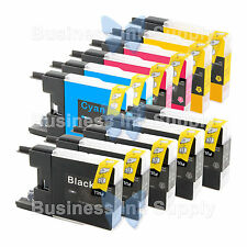 11 PACK LC71 LC75 Compatible Ink Cartirdge for BROTHER Printer MFC-J435W LC75