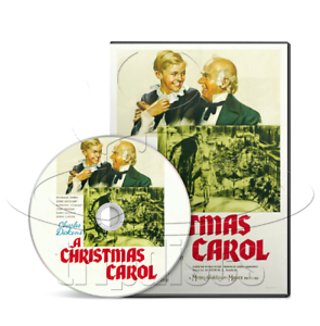A Christmas Carol (1938) Charles Dickens Drama, Family, Fantasy ...