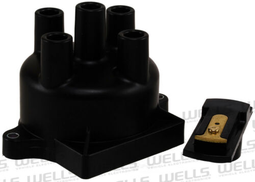 Distributor Cap and Rotor Kit WVE BY NTK 3D1000