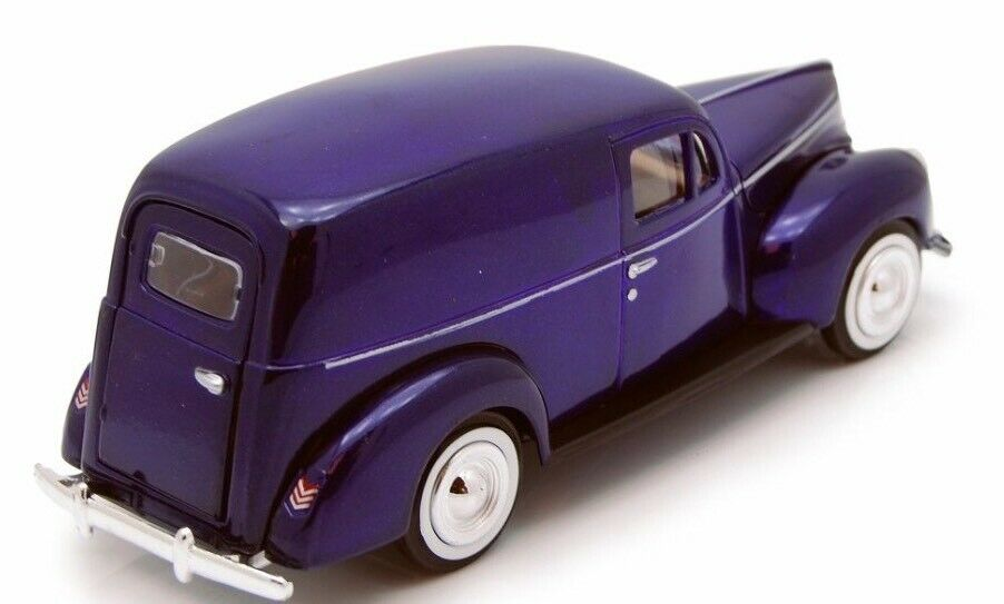 G LGB 1 1 1 24 Scale 1940 Ford Delivery Van Motormax Diecast Model e4661c