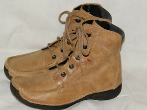 WOLKY Damen Stiefel Stiefeletten Gr.38 | eBay