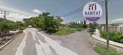 Terreno en renta en av V Carranza por el chanal Colima