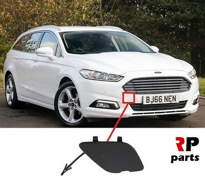 FORD MONDEO 2007-2011 FRONT PRIMED BUMPER TOWING EYE COVER BRAND NEW!