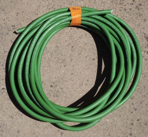 14m Van Damme Green Series Digi Grade 8 Pair AES//EBU Multicore 268-418-050